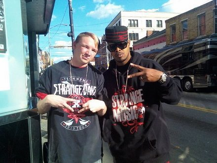 Kutt And Fan Joseph Claypool - Independent Grind Cleveland