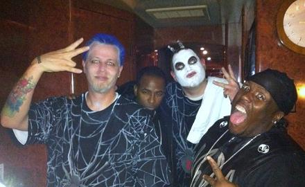 Twiztid Shows Love To Strange Music [Video]