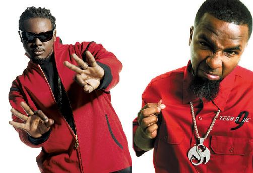 T-Pain and Tech N9ne