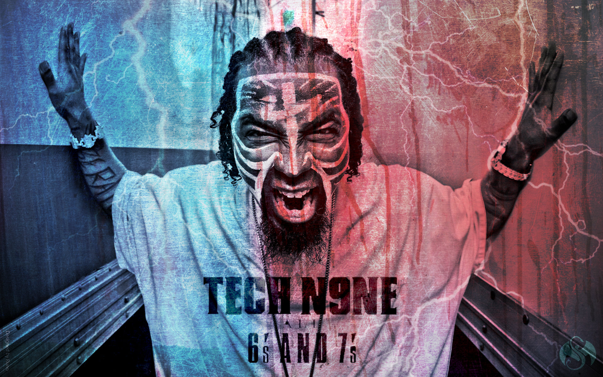 All 6 s and 7 s desktop wallpapers fans submitted - Tech n9ne wallpaper ...