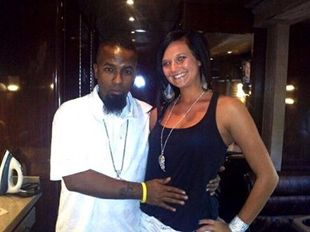 Tech N9ne And Fan Carli Farmer - Magna, Utah