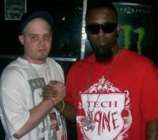 Tech N9ne - All 6's and 7's Tour - Worcester, MA