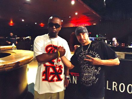 Tech N9ne and Fan Bill Bradley, New Jersey