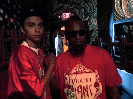 Tech N9ne And Fan Jordan Bolden - Nashua, New Hampshire