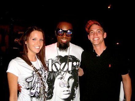 Tech N9ne And Fans, Michicgan