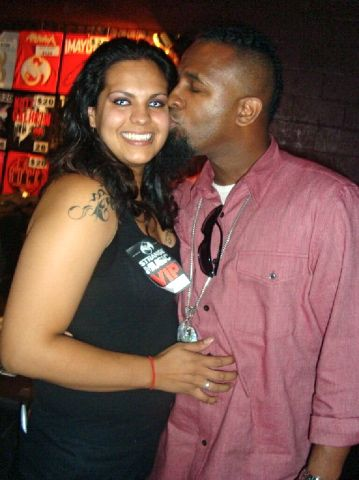 Tech N9ne With Fan Rachel In Colorado Springs