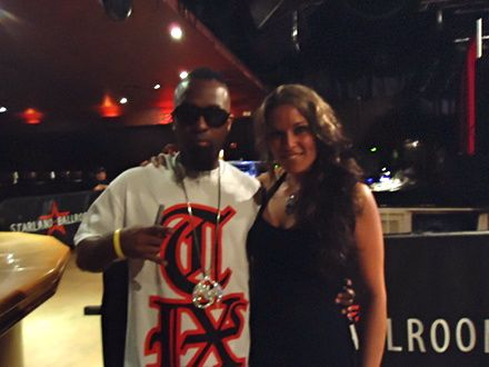 Tech N9ne and Fan, New Jersey