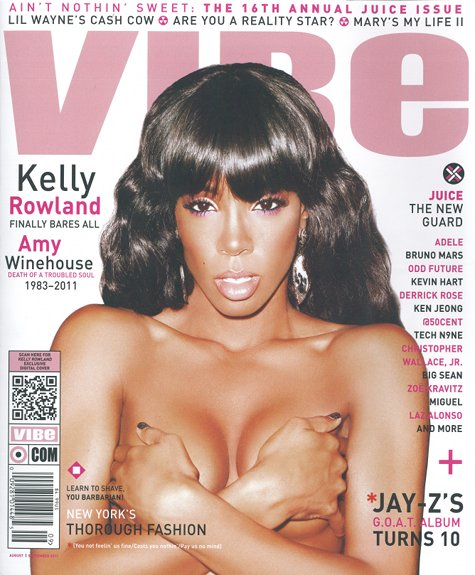 VIBE Magazine Aug/Sep 2011