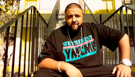 DJ Khaled Salutes Tech N9ne