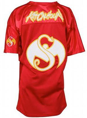 Kutt Calhoun Red Limited Edition Football Jersey