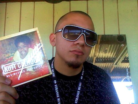 Kutt Calhoun Fan Robert Ortiz Red-Headed Stepchild