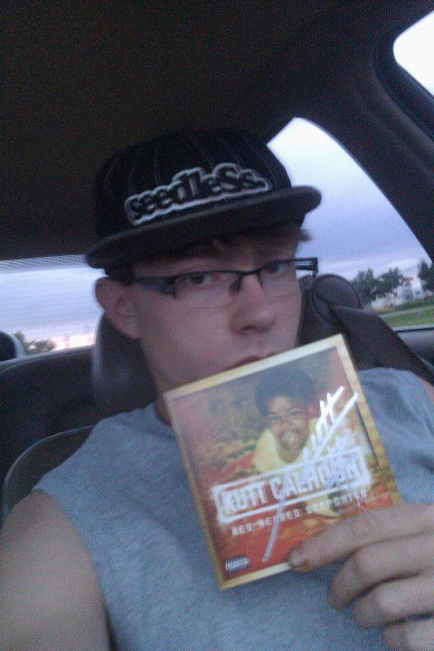 Kutt Calhoun Fan William Schulz: Red-Headed Stepchild