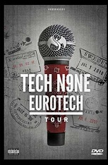 Tech N9ne - Eurotech DVD