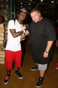 Lil Wayne And Strange Music CEO Travis O'Guin