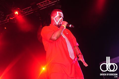 Tech N9ne - 2011 Gathering Of The Juggalos