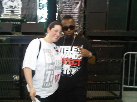 Tech N9ne and Fan Christine - Louisville, Kentucky