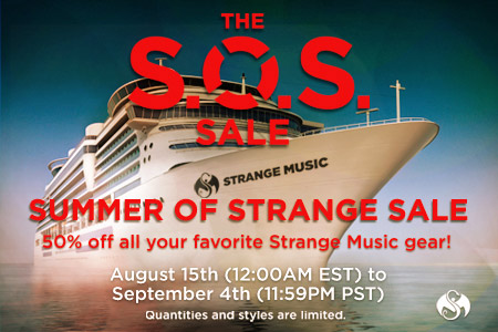 Summer Of Strange Sale