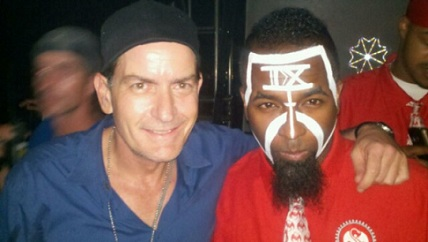 Tech N9ne And Charlie Sheen