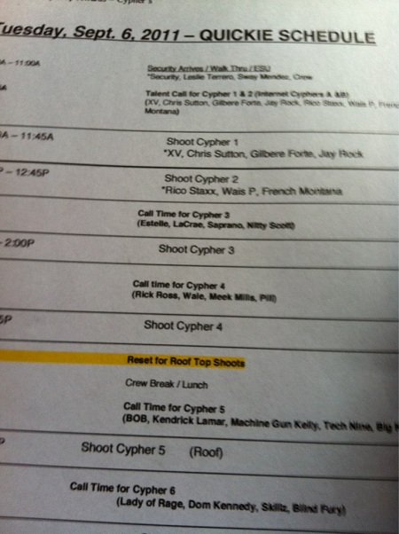 Tech N9ne Scheduled For The 2011 BET Hip Hop Awards Cypher