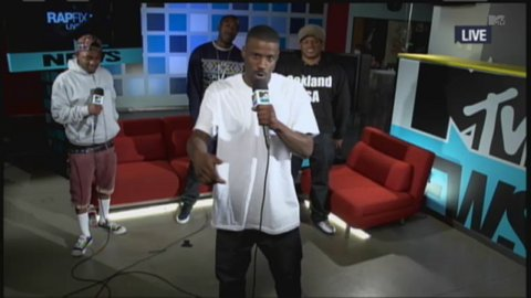 Jay Rock - MTV RapFix Freestyle
