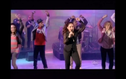 NonMS Of Mayday On The View With Gloria Estefan