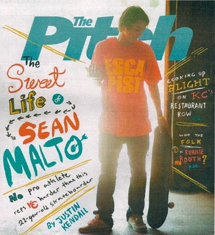 Sean Malto - The PItch Cover