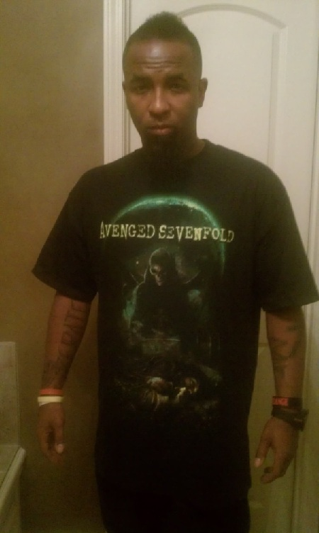 Tech N9ne Shows Love For Avenged Sevenfold