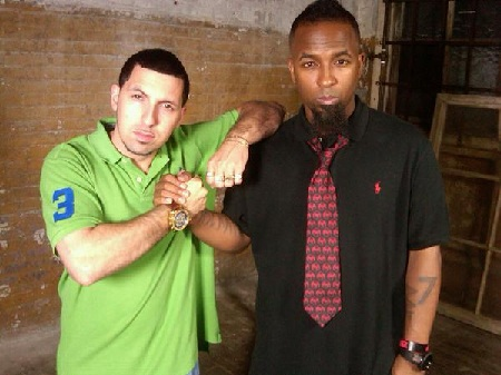 Termanology And Tech N9ne At BET Awards Cypher