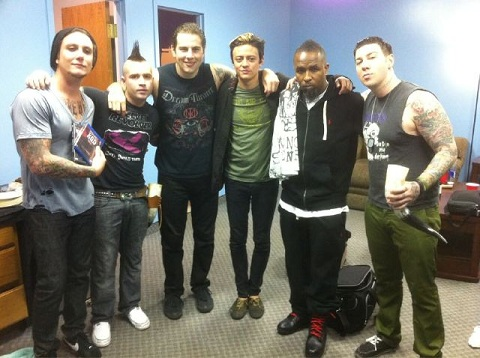Tech N9ne Meets Avenged Sevenfold