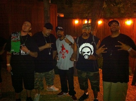 Young Bleed Meets Prozak And Smackola