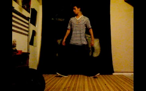 "Freestyle Dance To ""F**k Food"" From Tech N9ne"