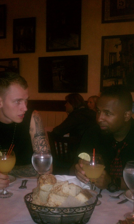 Tech N9ne And Machine Gun Kelly