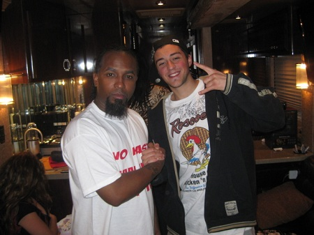Frosty Fresh Meets Tech N9ne