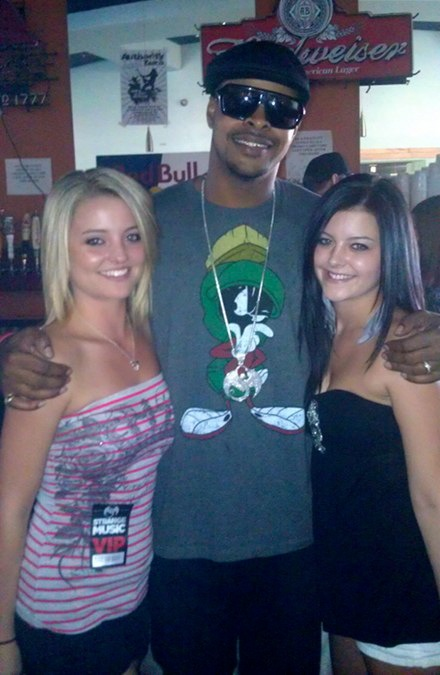 Lost Cities Tour - Kutt Calhoun And Taylor Hughes And Fan - Tempe, AZ