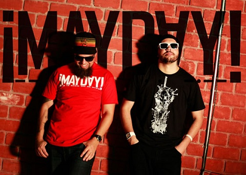 ¡Mayday! Featured On Tech N9ne Collabos Welcome To Strangeland