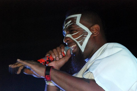 Tech N9ne's Top 10 Face Paint Designs