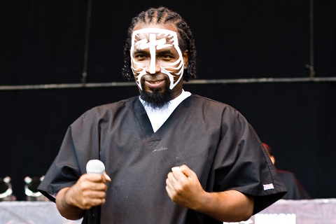 Dress Like Tech N9ne On Halloween