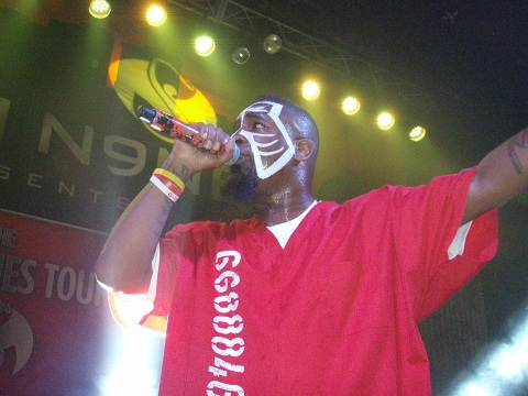 Tech N9ne Revamps Show For The Lost Cities Tour