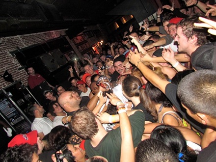 Lost Cities Tour - Tech N9ne - San Luis Crowd