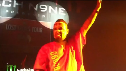 Tech N9ne -The Lost Cities Tour - Ventura, CA