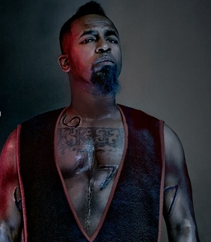 Tech N9ne - All 6's And 7's Halloween Costume