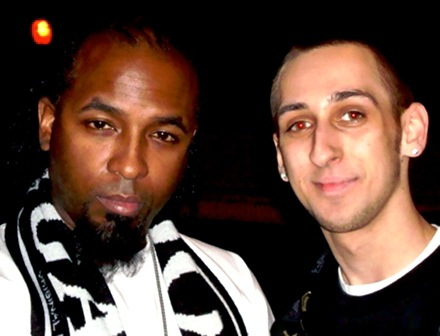 Tech N9ne and Martin Kondrat