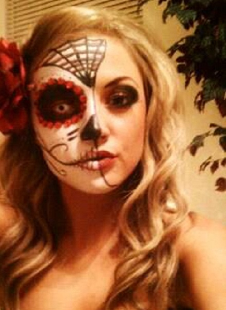 Strange Music Halloween Fan Photo 3 - Allie Walker