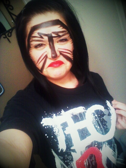 "Strange Music Halloween Fan Photo - ""The Bad Season"""