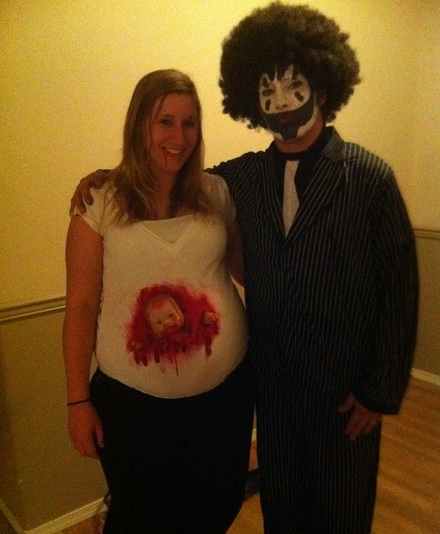 Juggalo Couple - Fan Photo