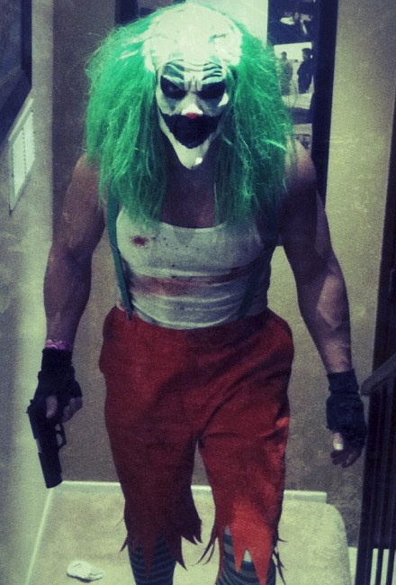 Killer Clown? - Fan Photo