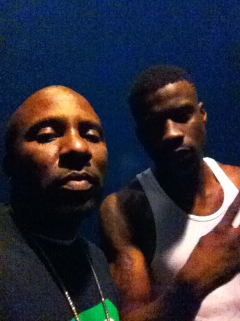 Jay Rock And Mitchy Slick After The Lost Cities Tour In Anaheim
