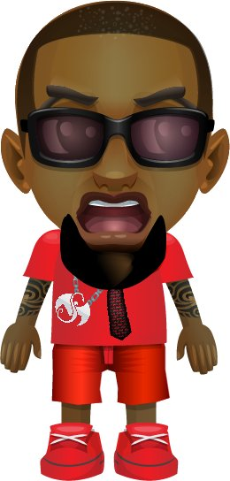 Tech N9ne Chill.com Avatar