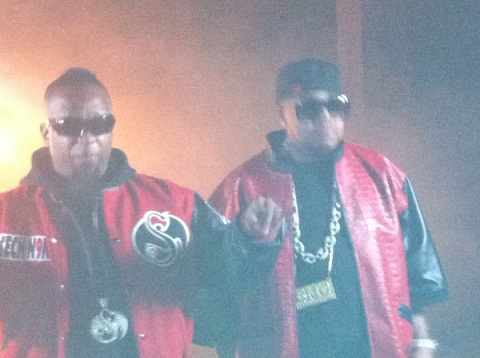 Tech N9ne And Twista
