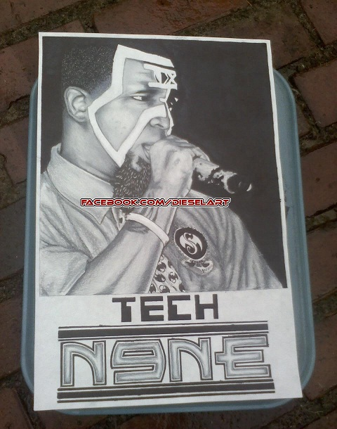 Tech N9ne Fan Art